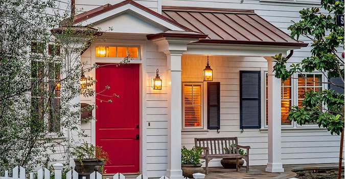 Exterior High Quality Painting Highland Park Door painting in Highland Park