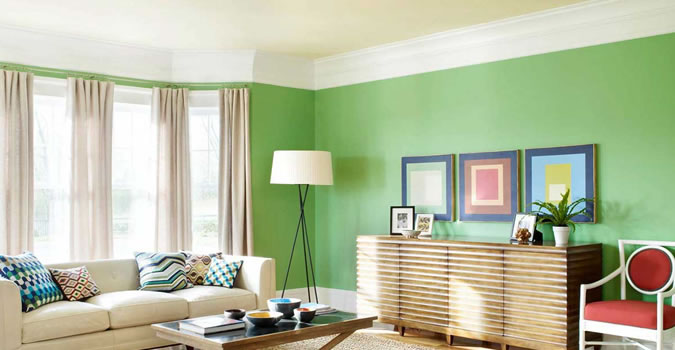 Interior Painting Highland Park